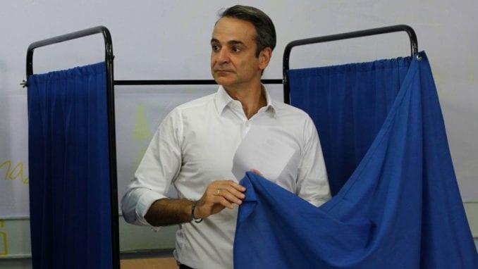 Vučić Micotakisu: Sestrinska SNS vašu pobedu doživljava kao pobedu svih nas iz ENP 1