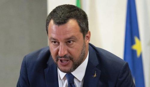 Salvini optužen za otmicu jer je sprečio migrante da uđu u Italiju 1