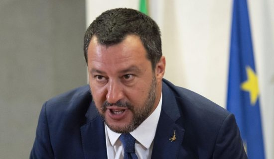 U Palermu počelo suđenje bivšem ministru Salviniju, biće dozvoljeno da svedoči Ričard Gir 13