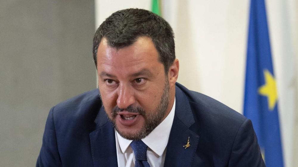 Italijanski Senat odlučuje o Salvinijevom imunitetu 1