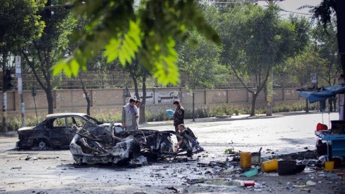 U terorističkim napadima u Avganistanu ubijeno 46 osoba 1