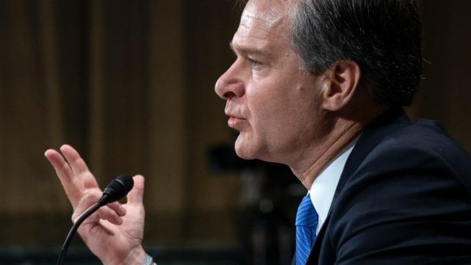 Šef FBI: Rusi i dalje pokušavaju da utiču na američke izbore 2