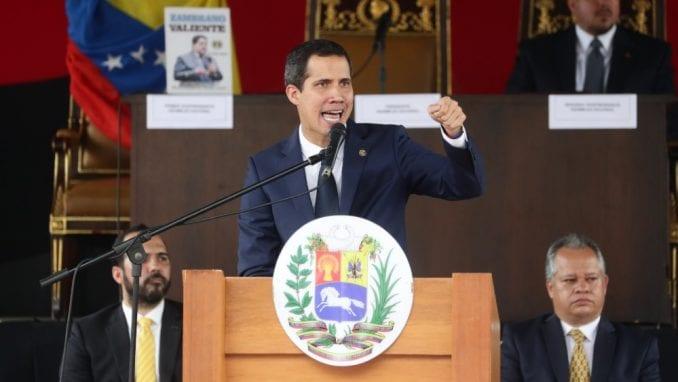 Parlament Venecuele odobrio sporazum koji može da dozvoli stranu intervenciju 1