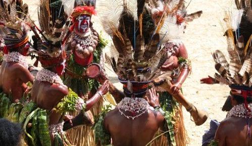 Papua Nova Gvineja: Svinje kao bogatstvo 14