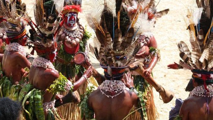 Papua Nova Gvineja: Svinje kao bogatstvo 1