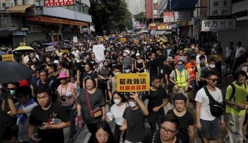 Lem 'zvanično povlači' predlog zakona o izručenju, novi sukobi u Hong Kongu 4