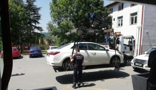 Gradski inspektori oduzeli još jedno Car Go vozilo 12