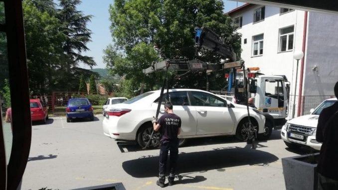 Gradski inspektori oduzeli još jedno Car Go vozilo 2