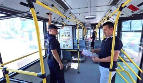 Pojačana kontrola klima-uređaja u vozilima javnog prevoza 5