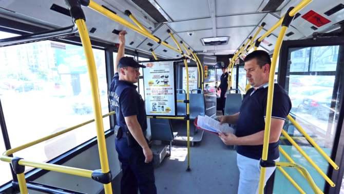 Pojačana kontrola klima-uređaja u vozilima javnog prevoza 3