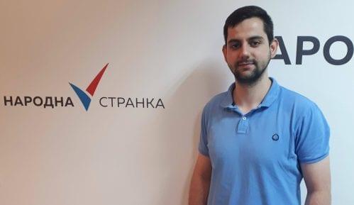 Omladina Narodne stranke: Udovičić da podnese ostavku zbog Univerzijade 2