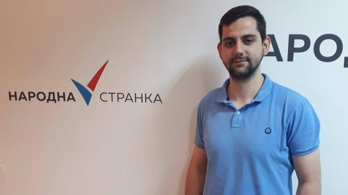 Omladina Narodne stranke: Udovičić da podnese ostavku zbog Univerzijade 1