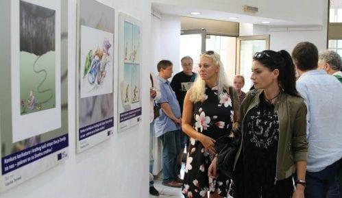 Otvorena izložba karikatura u Galeriji ULUS 6