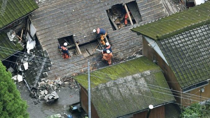 Jake kiše u Japanu, milion ljudi pozvano na evakuaciju 1