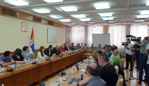 Potpisani ugovori o sufinansiranju ekoloških projekata NVO 12