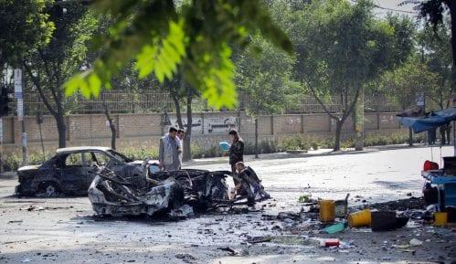 Najmanje četvoro mrtvih u eksploziji kod univerziteta u Avganistanu 7