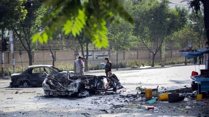 Najmanje četvoro mrtvih u eksploziji kod univerziteta u Avganistanu 1