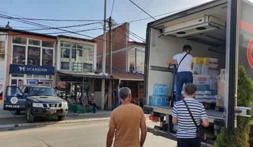Kosovska Vlada poslala hranu za opštine na severu Kosova 14