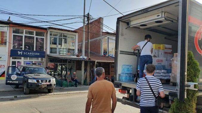 Kosovska Vlada poslala hranu za opštine na severu Kosova 4