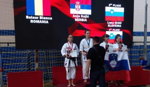 Evropska šampionka Anja Kojić: Cilj karatea nije pobeda ili poraz već put ka savršenoj tehnici borca 4