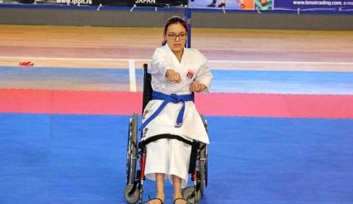 Besplatna škola karatea za osobe sa invaliditetom od 25. jula 5