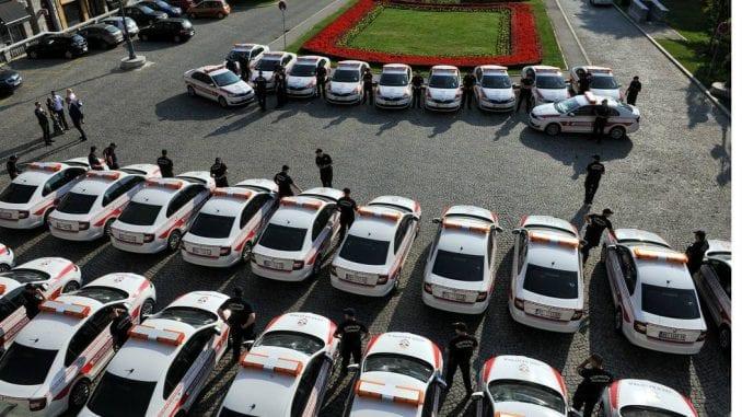 Komunalna policija u Beogradu dobila 40 novih vozila 1