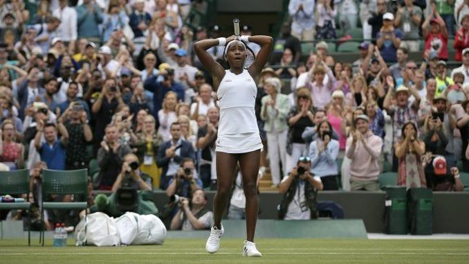 Venus Vilijams izgubila od najmlađe teniserke koja je ikada zaigrala na Vimbldonu 1