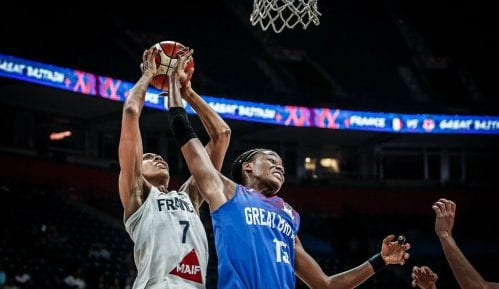 Francuski košarkaš Gober: Cilj je zlato u Kini 4