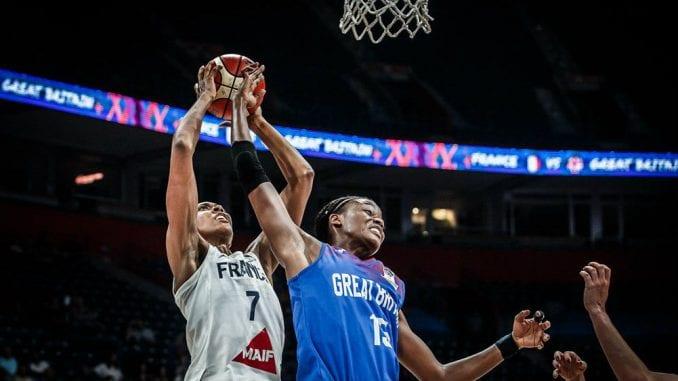 Francuski košarkaš Gober: Cilj je zlato u Kini 1