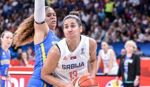 Košarkašice Srbije u polufinalu Evrobasketa 14