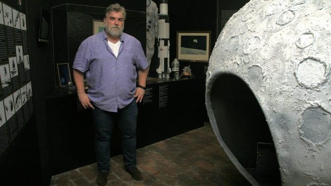 """U Prirodnjačkom muzeju otvorena izložba """"Put na Mesec"""" 2"""