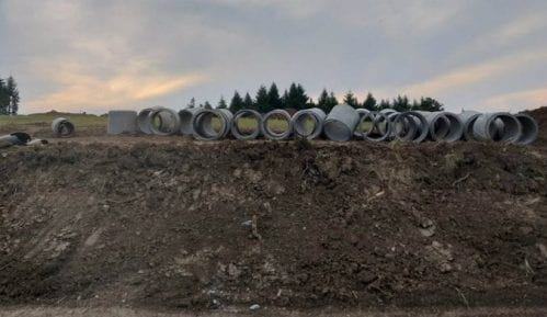 Turski tok: Probijena trasa gasovoda 7
