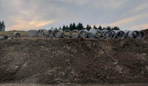 Turski tok: Probijena trasa gasovoda 12