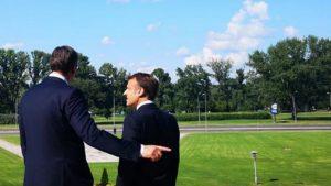 Makron u Srbiji: Francuska nikada neće zaboraviti žrtvovanje srpskog naroda 14