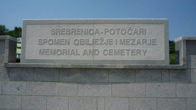 Održana komemorativna sednica Skupštine opštine Srebrenica 1
