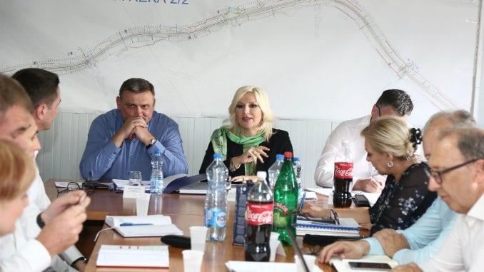 Mihajlović: Potrebno još više obezbediti prelaze, kao i više rada sa mladim mašinovođama 1