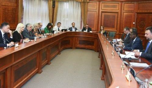 Mihajlović: Sa Svetskom bankom unapređujemo poslovnu klimu u zemlji 1
