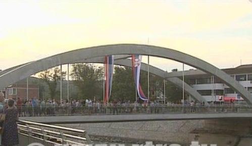 """Republika Srpska: U Čelincu otvoren most """"Srbija"""" 8"""