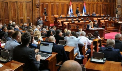 Poslanici završili načelnu raspravu o Budžetu 2