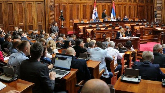 Poslanici završili načelnu raspravu o Budžetu 3