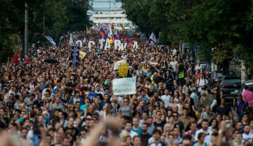 Inicijativa Ne davimo Beograd obeležava pet godina postojanja 11
