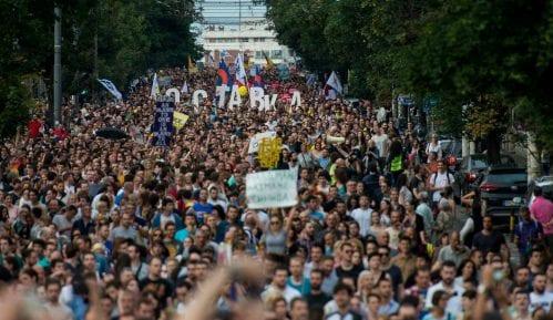Inicijativa Ne davimo Beograd obeležava pet godina postojanja 15