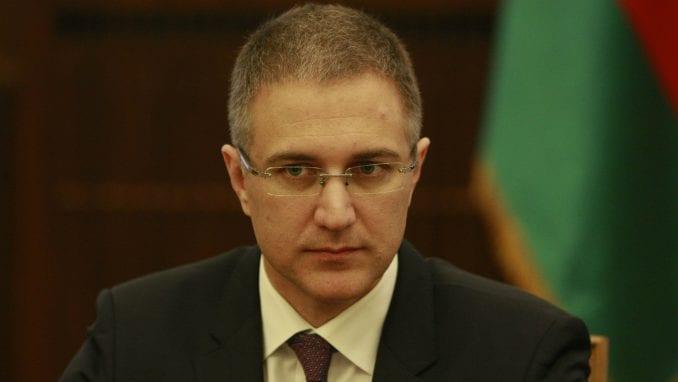 Stefanović sa predstavnicima Nezavisnog sindikata policije o Posebnom kolektivnom ugovoru 1