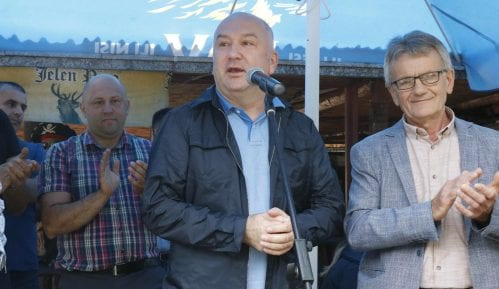 Popović sa predstavnicima kinesko-evropske delegacije za trgovinu o ulaganjima u Srbiju 4