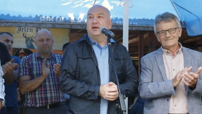 Popović sa predstavnicima kinesko-evropske delegacije za trgovinu o ulaganjima u Srbiju 1