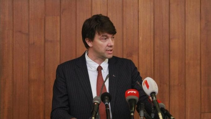 Jovanović: Uzrok poplava u centru Beograda šarlatanska rekonstrukcija koju sprovodi vlast 2