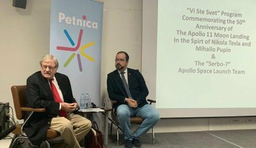 Dejvid Vujić održao predavanje mladim naučnicima u Petnici 8