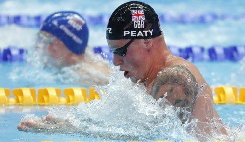 Piti oborio svetski rekord na 100 metara prsno 15