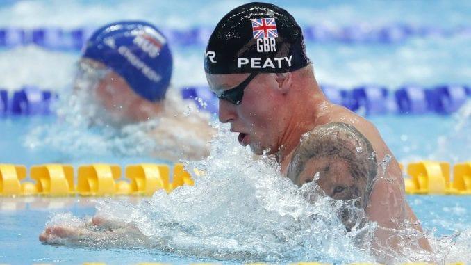 Piti oborio svetski rekord na 100 metara prsno 4