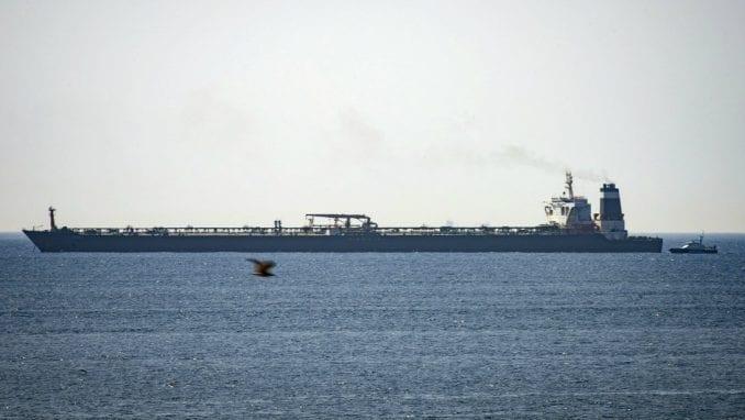 Eksplozija i požar na ruskom tankeru 1
